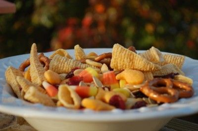 Thanksgiving Snack mix 3