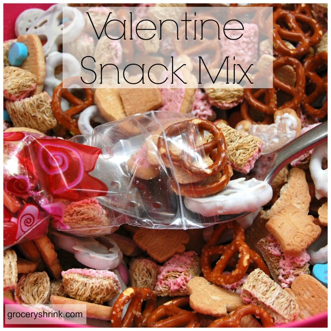 Valentine Snack Mix P
