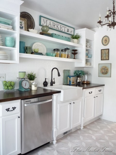 Plywood Countertops – Grocery Shrink on