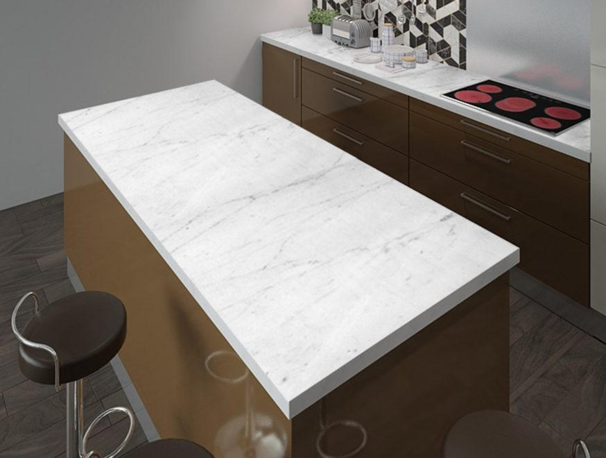 Granite Countertop Plywood ~ Plywood countertops revisited grocery shrink