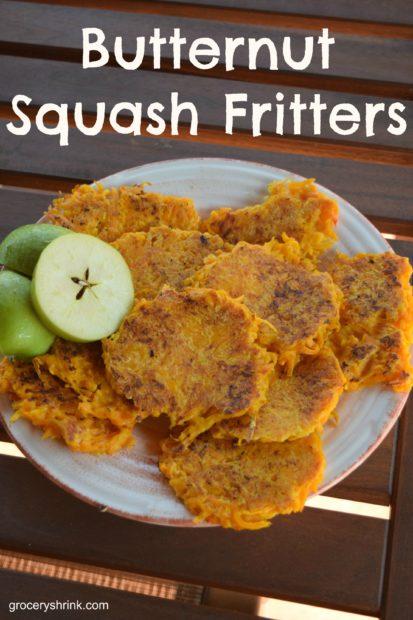 Butternut Squash Fritters 5