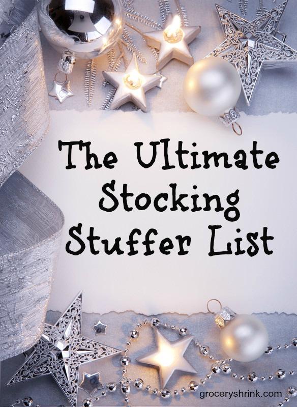 The Ultimate Stocking Stuffer List 2