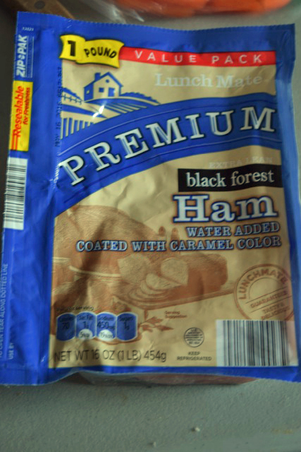 Aldi Black Forest Ham