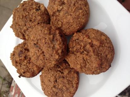 cereal dreg muffins
