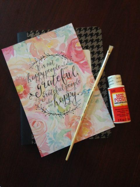 gratitude journal 2